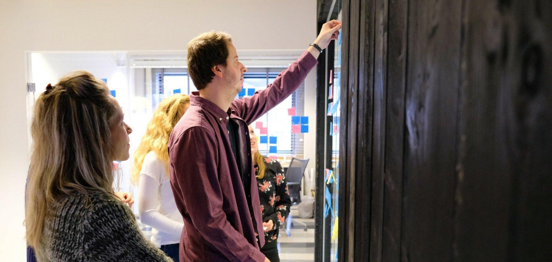 Collega design sprint bureau Eindhoven