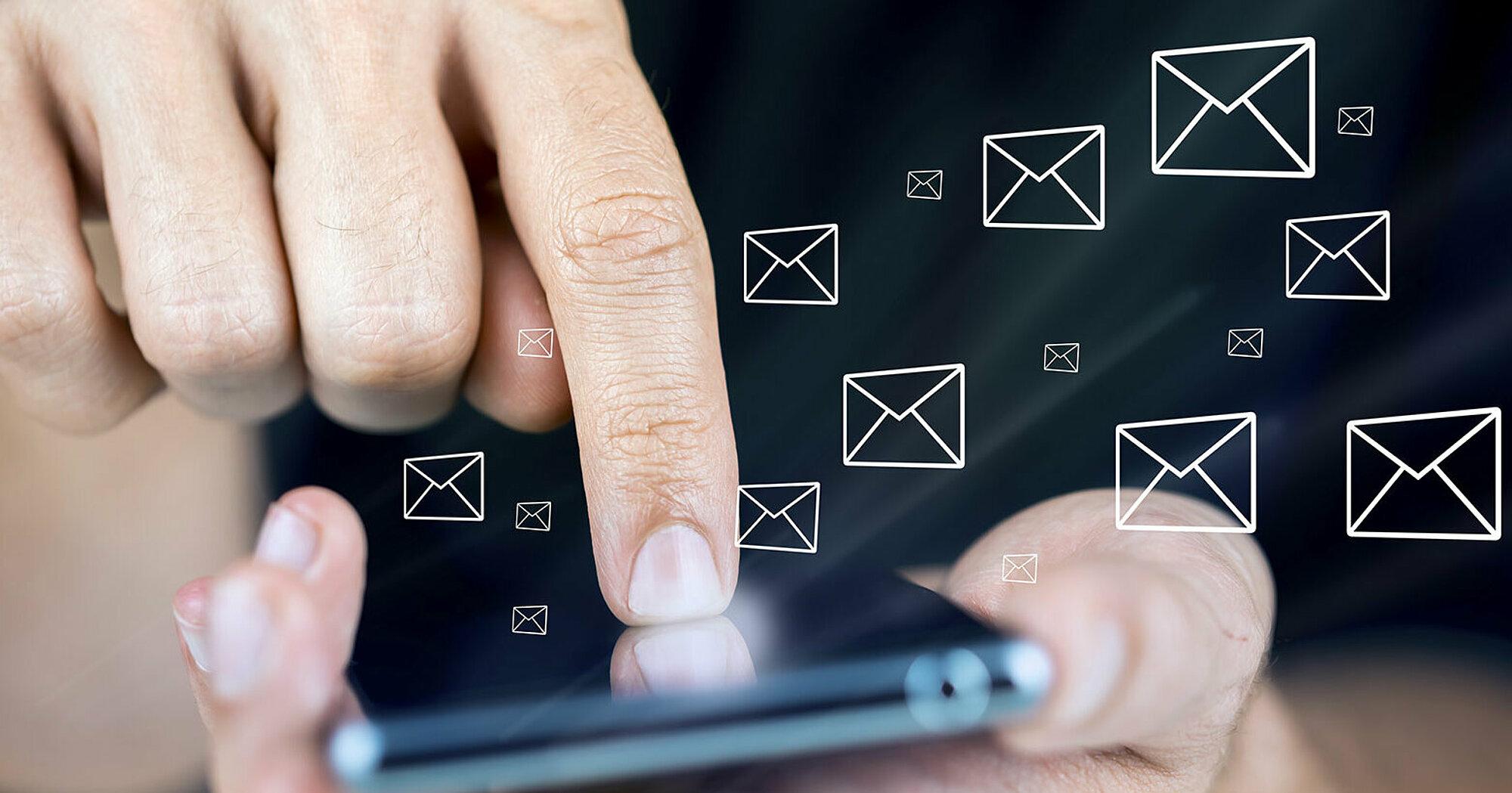Gebruiker nieuwsbrief