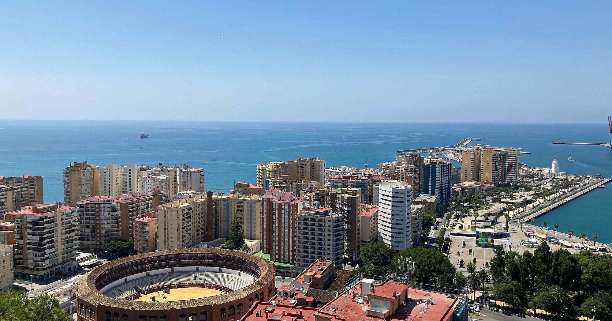 Malaga workation